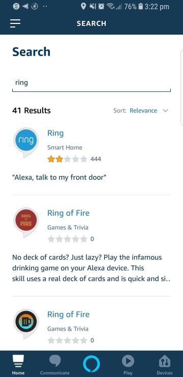Does Echo Spot Work With Ring Doorbell?