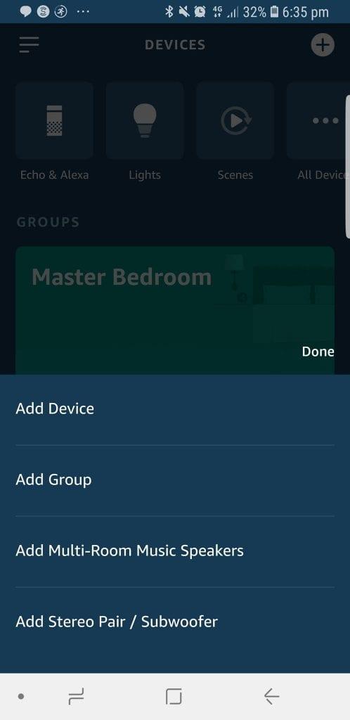 Amazon Alexa Add Device