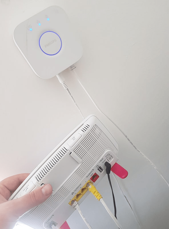 Philips Hue Hub - Tradfri Ikea