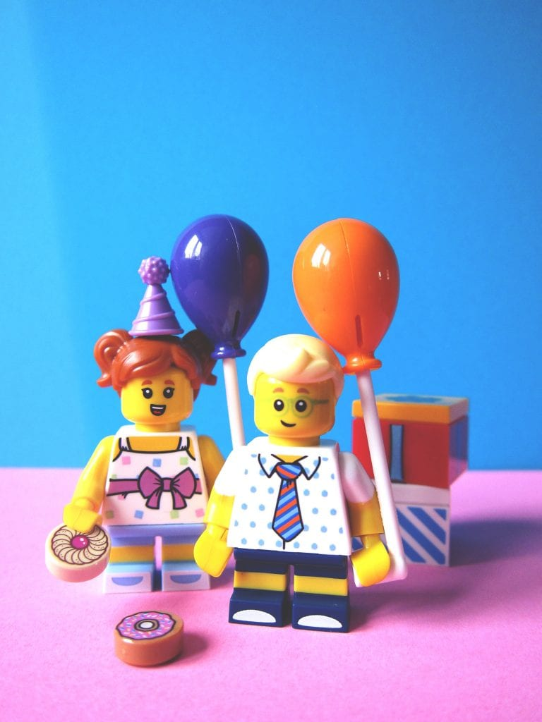 Gifts for techy friends - Lego man and woman