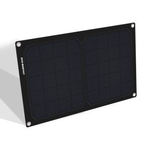 ECO-WORTHY 10W Portable Solar Panel Charger