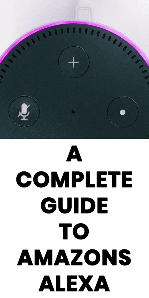 A complete Guide to Amazon Alexa