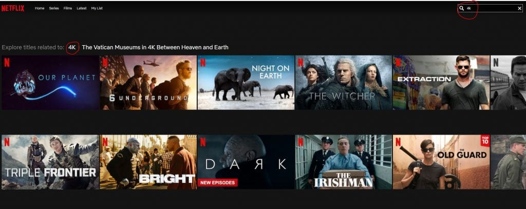 Netflix 4K: A complete how to on Ultra HD Streaming