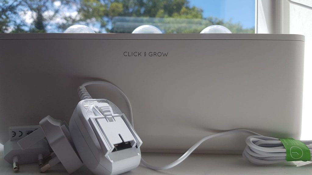 Click and Grow offers all types of plug extensions