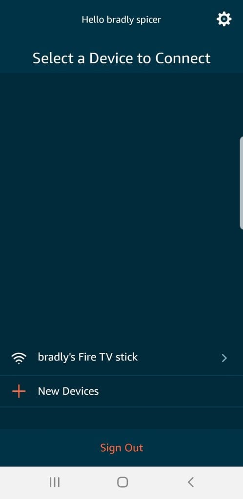 How to use your Smart Phone for the Amazon Fire Stick