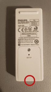 Philips Hue Remote Tag