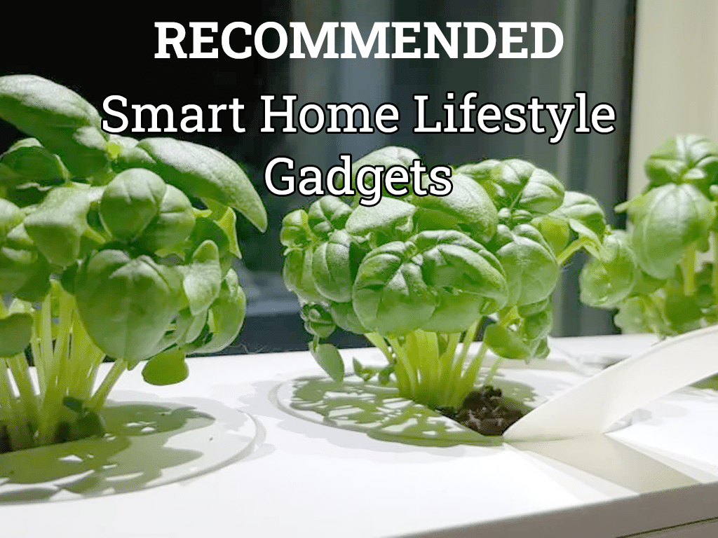Smart Home Lifestyle Gadgets