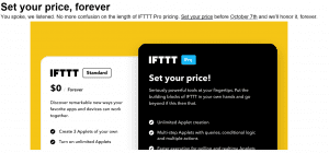 IFTTT Pro - Why it's still problematic
