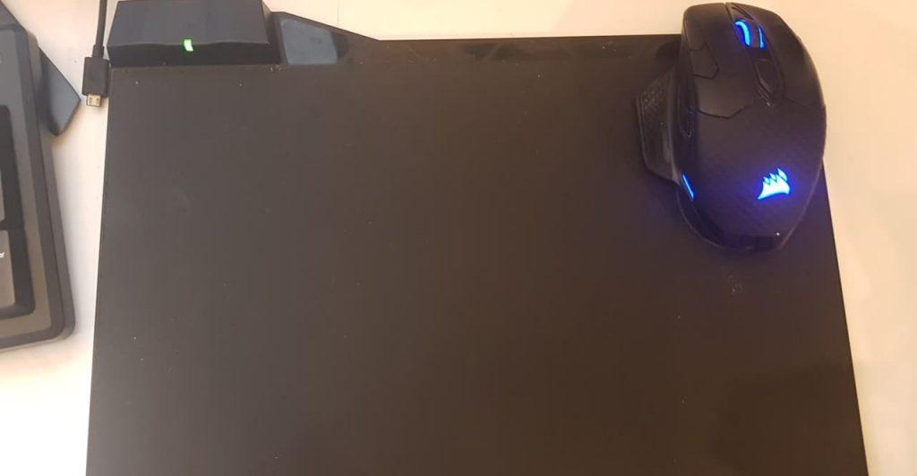 Corsair MM1000 Qi Wireless Charging Pad