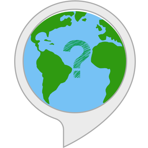 Where in the World Geography skill on Alexa