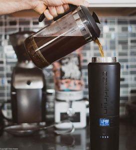 Cauldryn Temperature Control Smart Mug