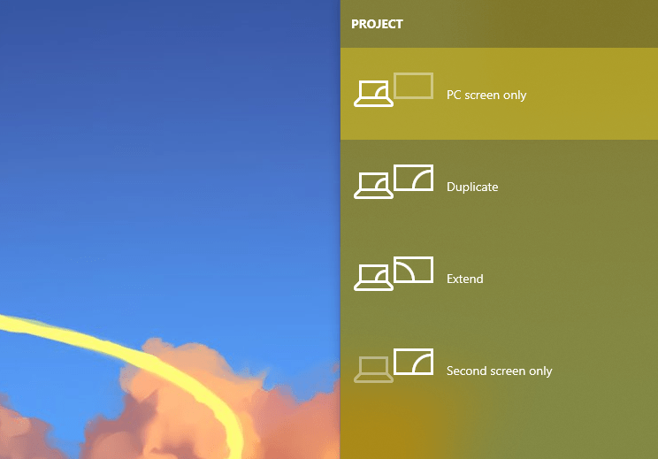 Project to Roku from Windows 10 / 11