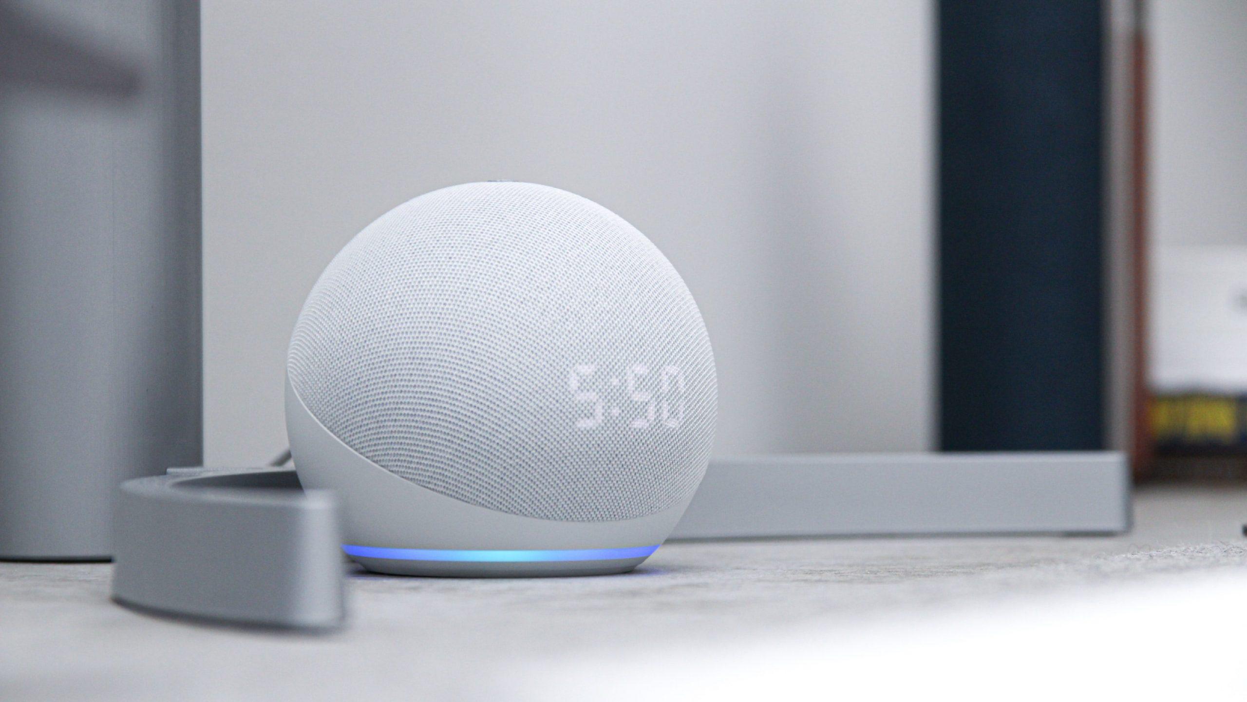 Amazon Alexa 4th Generation